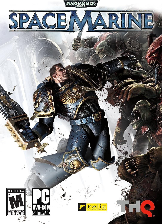 Amazon com: Warhammer 40,000: Space Marine-PS3: Playstation