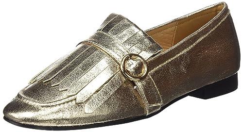 Noa Harmon 7217-90, Mocasines para Mujer, Dorado (Oro), 37 EU: Amazon.es: Zapatos y complementos