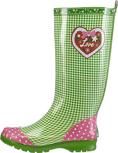 Spylovebuy , Rubberen laarzen. dames 41 EU: Amazon.nl