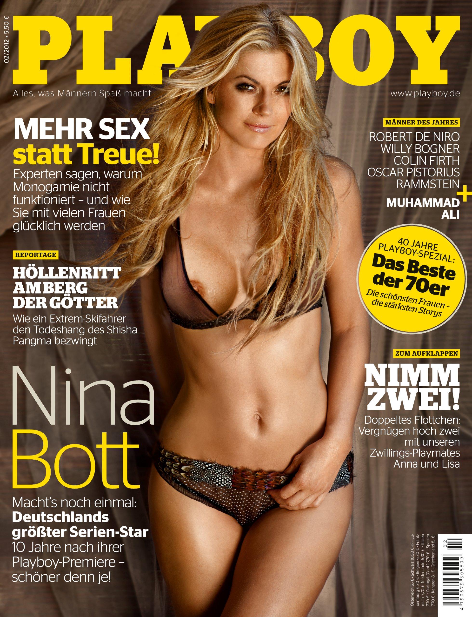 Playboy michaela holtz INES KLEIN