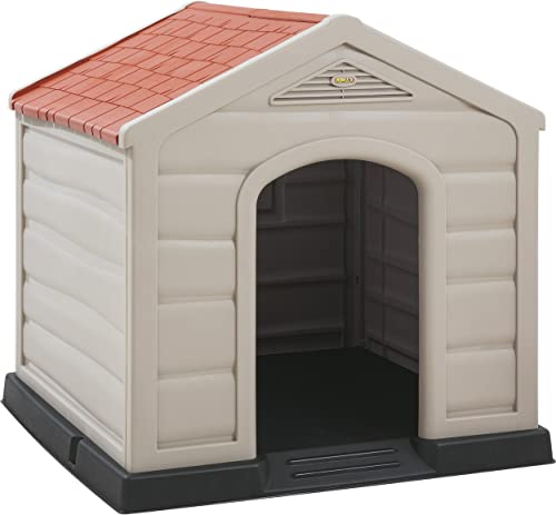 Rimax 9995 Outdoor Dog House, One Size
