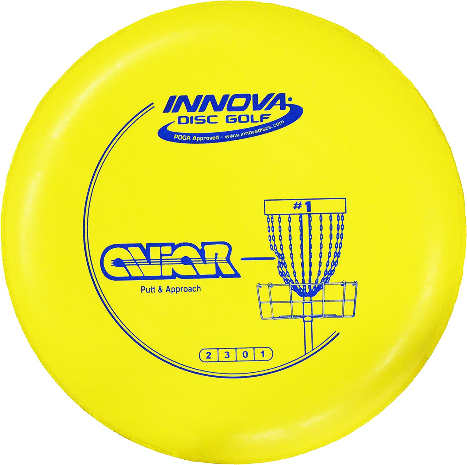 Innova Aviar Putt and Approach Disk Golf Putter