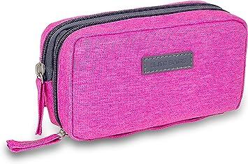 Bolsa estuche isotérmico para diabéticos | Diabetic´s | Elite Bags | Color: rosa | Para plumas de insulina y glucómetros: Amazon.es: Salud y cuidado personal