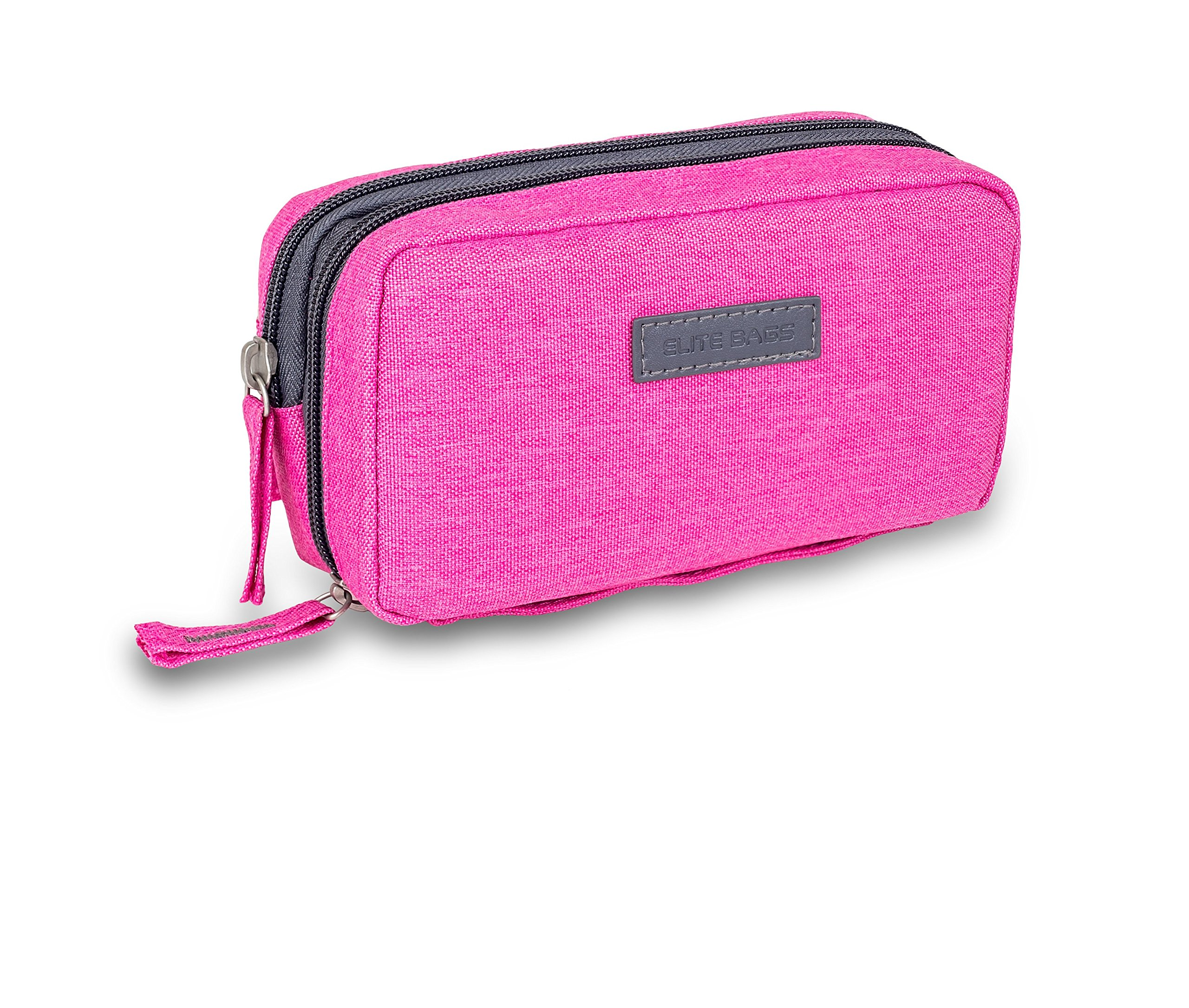 Elite Bags Isothermal Bag for Diabetics, for Insulin Pens and Glycometers, Colour: Pink