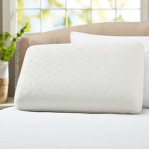 Pinzon Gel Top Memory Foam Cooling Pillow Review