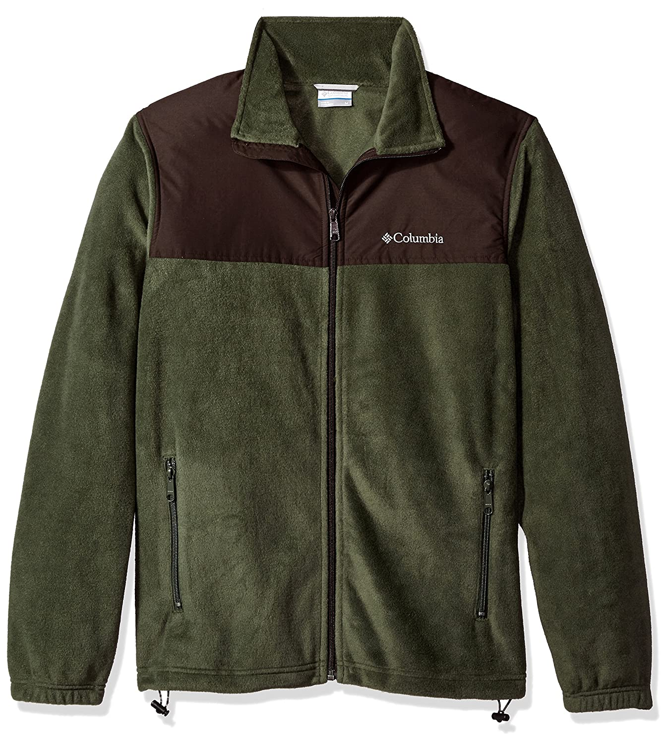 Columbia Men's Steens Mountain Full Zip Soft Fleece Vest Columbia Men's Sportswear 1552421