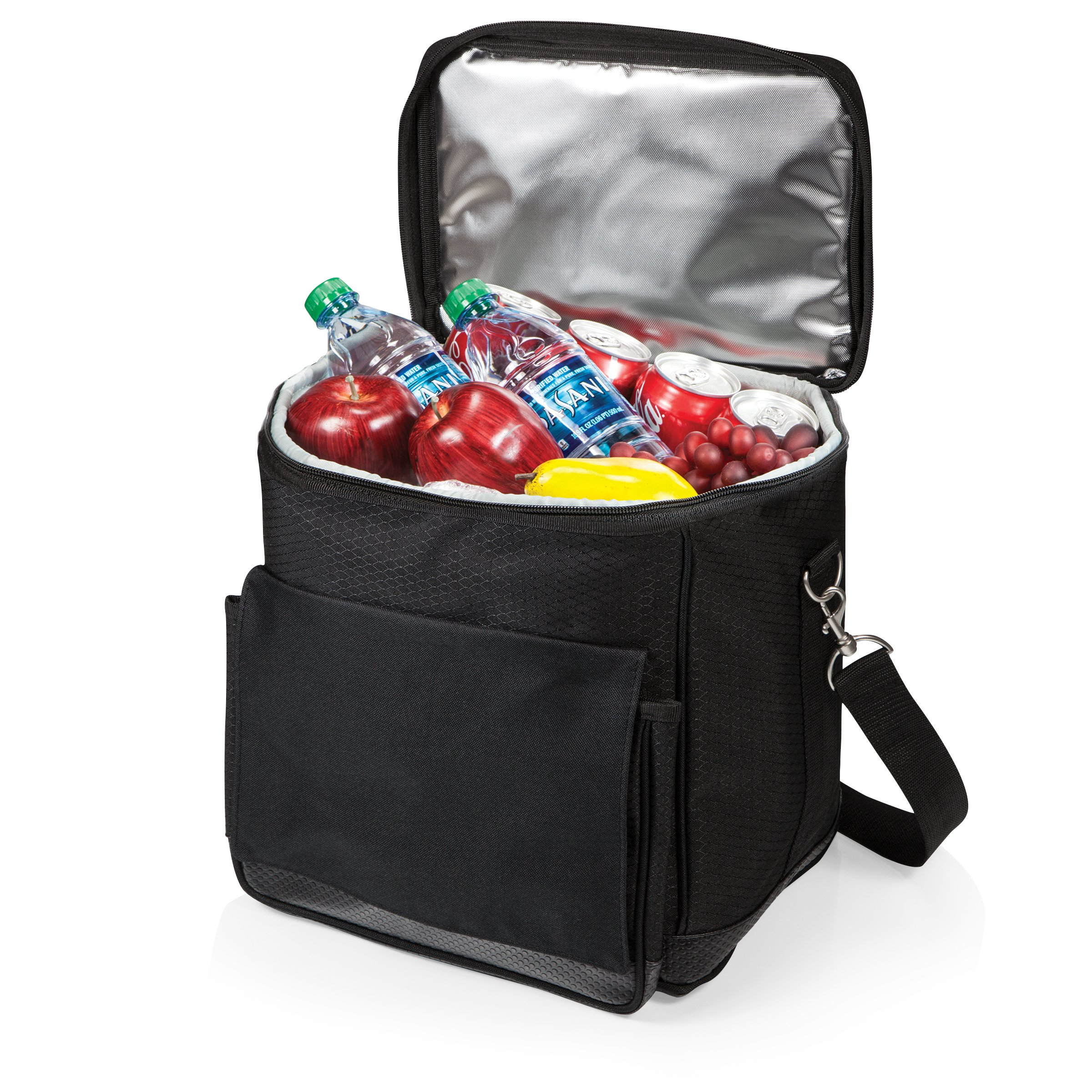 LEGACY - a Picnic Time Brand Cellar Insulated Six Bottle Wine Tote with Trolley by LEGACY - a Picnic Time Brand (Image #3)