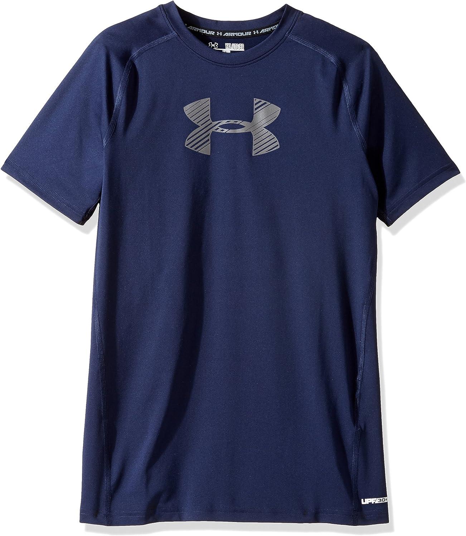 Armour Boys Short-Sleeve Shirt