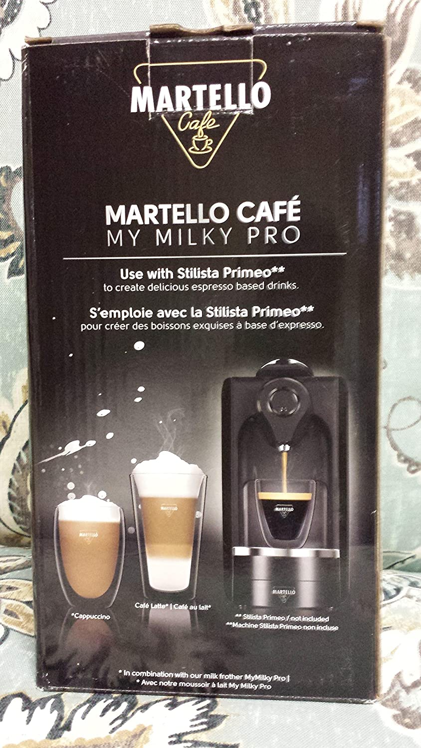 Amazon.com: Martello Cafe My Milky Pro: Kitchen & Dining