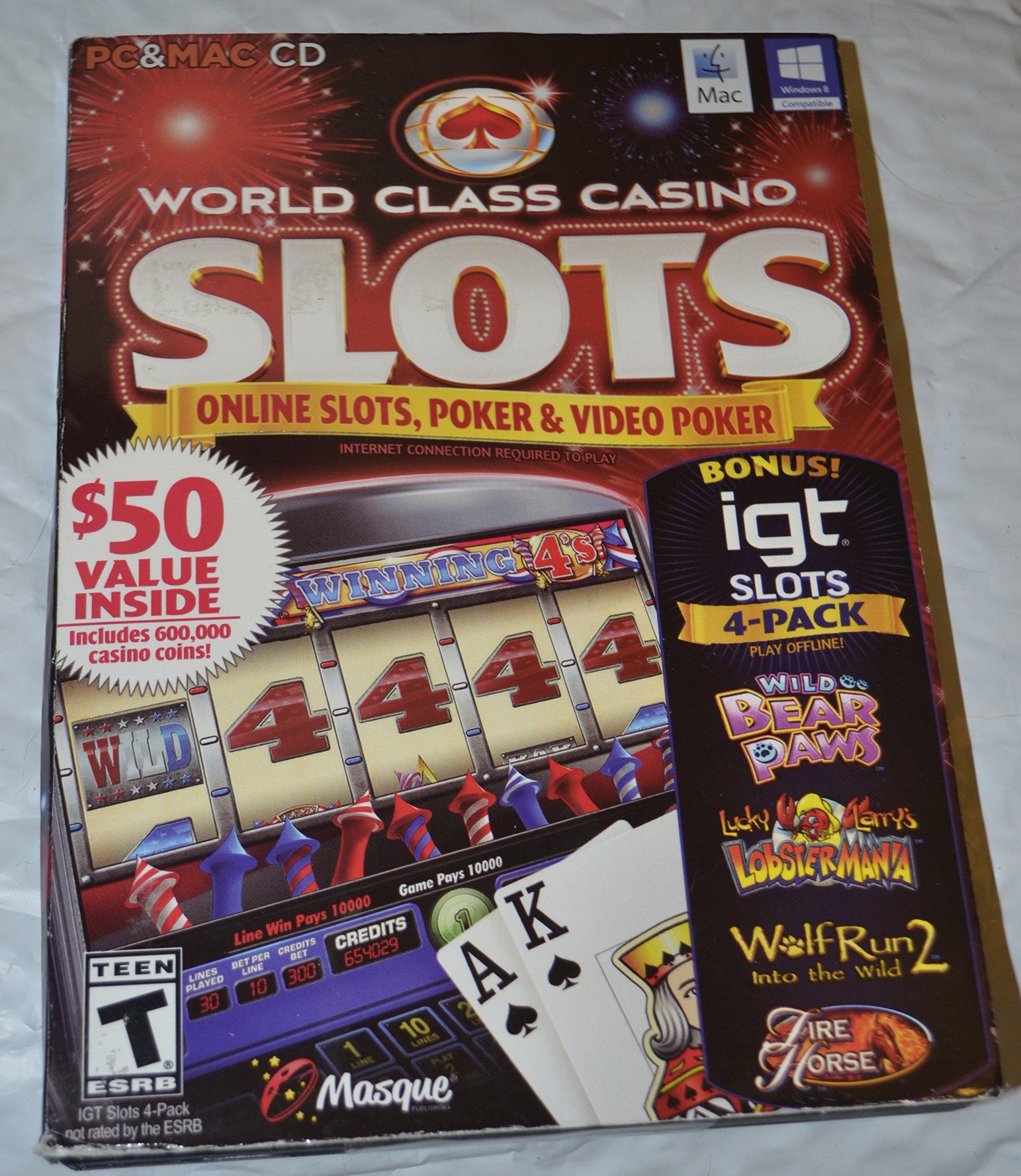 World class casino online golden palace casino bonus code