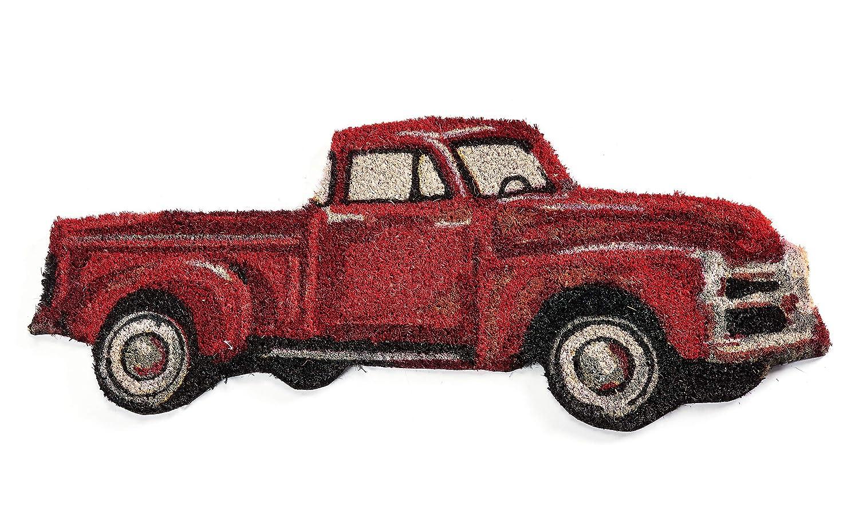 Giftcraft The Homestead Pickup Truck Design Floor Mat