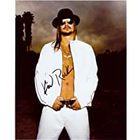 Kid Rock 8 X 10 Photo Autograph on Glossy Photo Paper