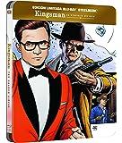 Kingsman: El Circulo De Oro Blu-Ray Steelbook [Blu-ray]