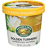 Natures Path Organic Golden Turmeric Superfood Oatmeal Cup, 1.76 OZ