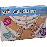 Galt Toys Cute Charms Bead Art and Jewellery, Making Toy