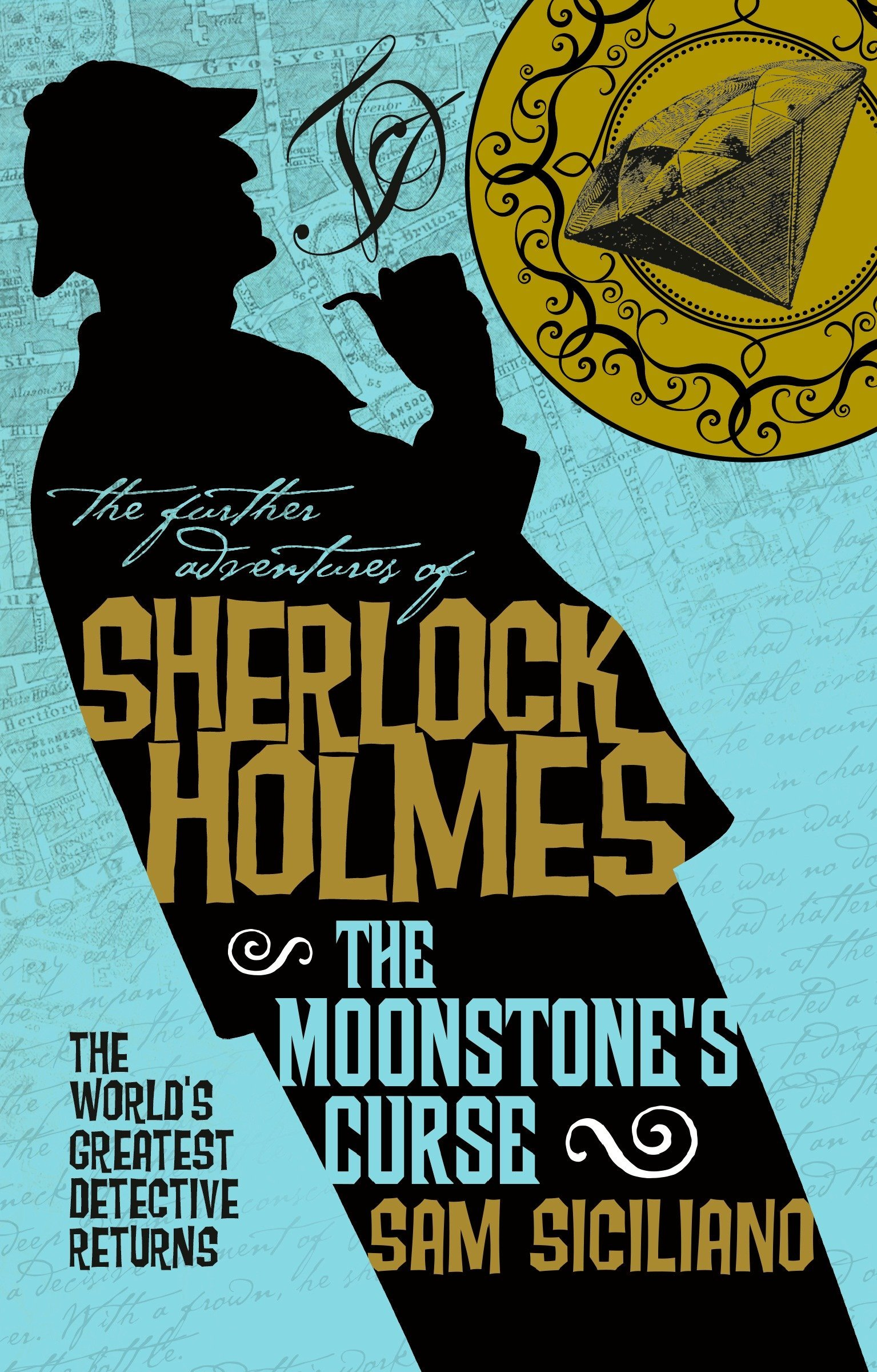 Read Online The Further Adventures of Sherlock Holmes - The Moonstone's Curse pdf