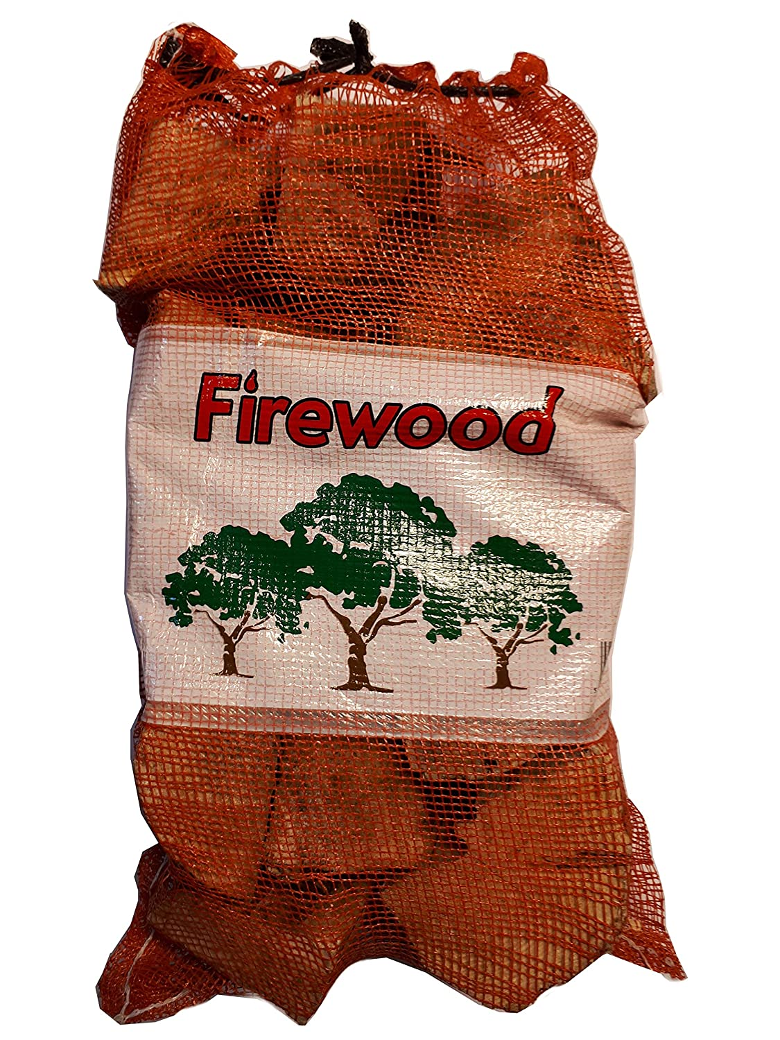 Premium Soft Wood Kiln Dried Logs - 7 kg Ideal for Open Fires, Stoves, Log Burners, Chimineas Ali' s DIY
