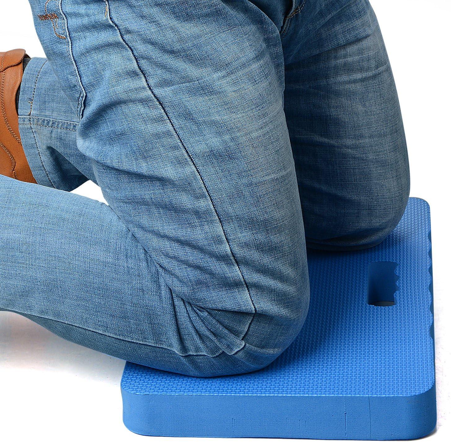 Yoga And More LouisaYork Kneeling Pad Garden Kneeler,Kneeling Pad,High Density EVA,Multi Functional,for Gardening Exercise Baby Bathing