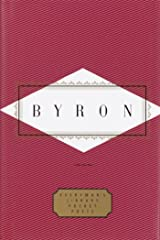 Byron: Poems (Everyman's Library Pocket Poets Series) Kindle Edition