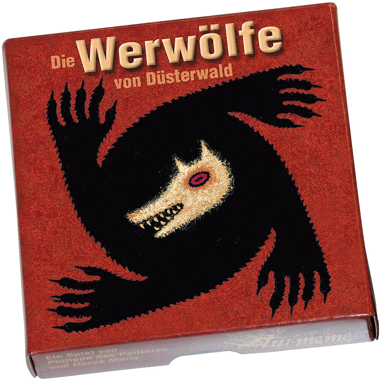 Werwolf Spiel Karten