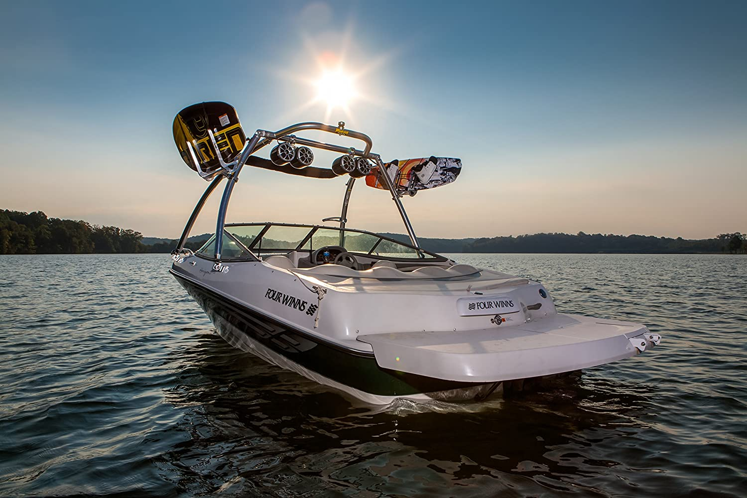 Monster Tower 1 Wakeboard mount