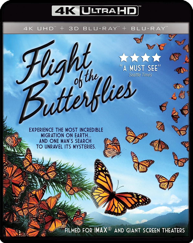 amazon com imax flight of the butterflies blu ray megan
