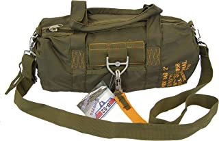 Sac Parachutistes Para Bag 2–Style avec Mousqueton à dégagement Rapide SBB