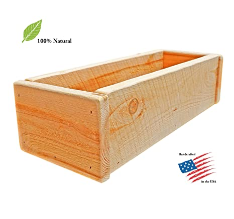 Amazon Com Timberlane Gardens Handcrafted Natural Cedar Standard