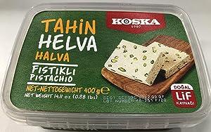 Pistacchio Halva,400GR Container