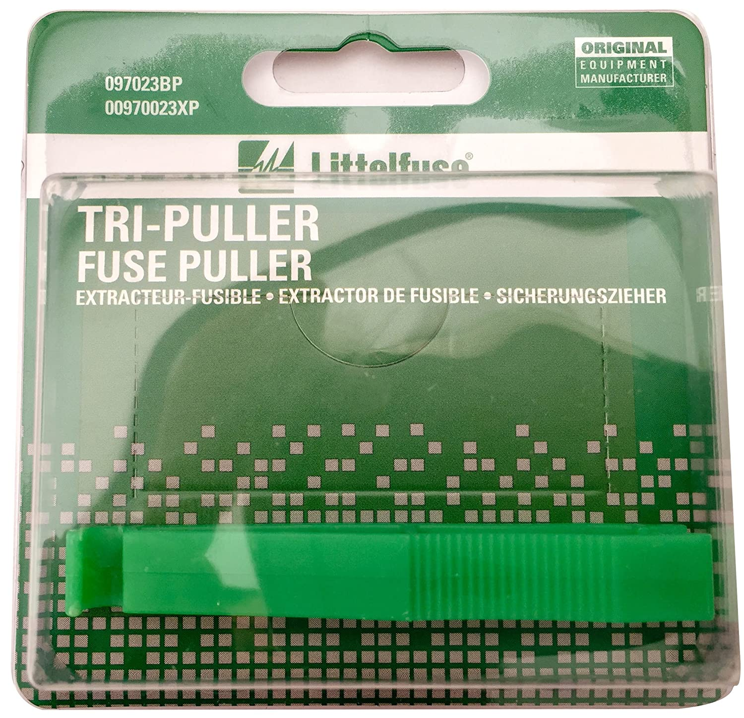 Littelfuse 097023bp Tri Puller Fuse Pack Of 1 2004 Mini Cooper Box Windshield Automotive