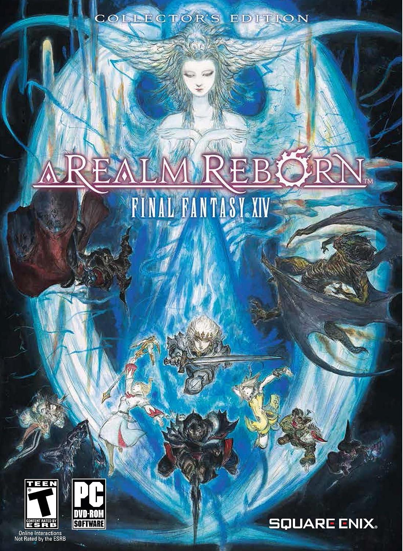 Amazon.com: Final Fantasy XIV: A Realm Reborn Collector's Edition  [Download]: Video Games