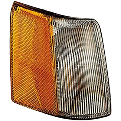 Dorman 1630421 Front Passenger Side Turn Signal Light Assembly for Select Jeep Models: Automotive