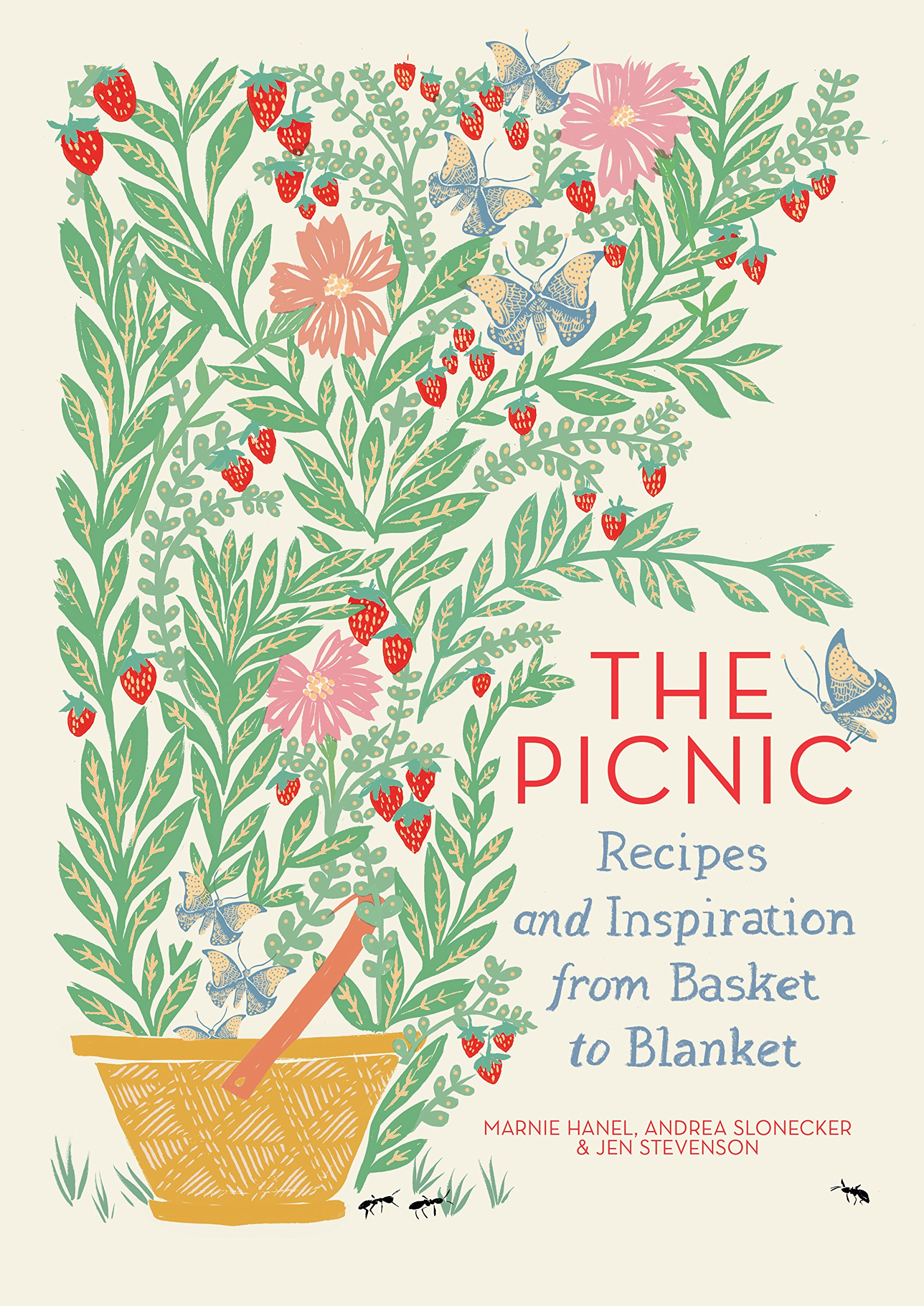 Picnic Recipes Inspiration Basket Blanket
