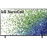 "LG NanoCell 80 Series 75"" Alexa Built-in 4k Smart TV (3840 x 2160), 120Hz Refresh Rate, AI-Powered 4K Ultra HD, Dolby Cinema,"