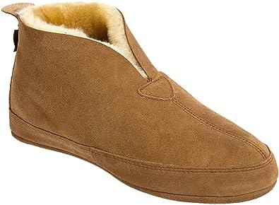 4e830de6aa6 Men's Leo Soft-Sole Australian Sheepskin Slippers