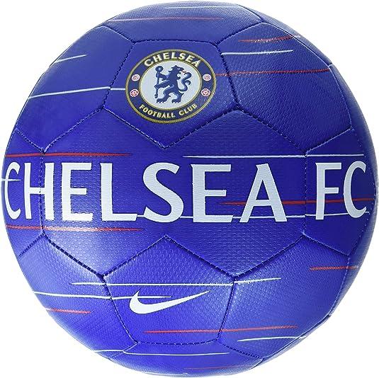 Nike FC Chelsea Prestige - Balón de fútbol, Color Azul y Blanco ...