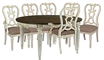 Wonderful American Drew Southbury Casual Dining Room Set With Dining Table, 4 X Side  Chair And