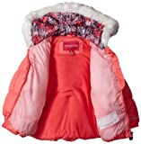 London Fog Girls' Toddler Snowsuit with Peplum