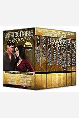 Unforgettable Suspense - Hot and Dangerous (Unforgettables Book 5) Kindle Edition