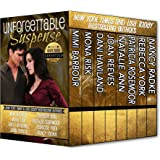 Unforgettable Suspense - Hot and Dangerous (The Unforgettables Book 5)