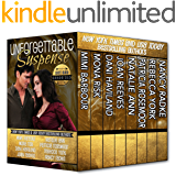 Unforgettable Suspense - Hot and Dangerous (Unforgettables Book 5)
