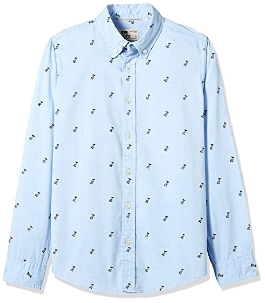 Flying Machine Boys' Shirt Boys' Shirts at amazon