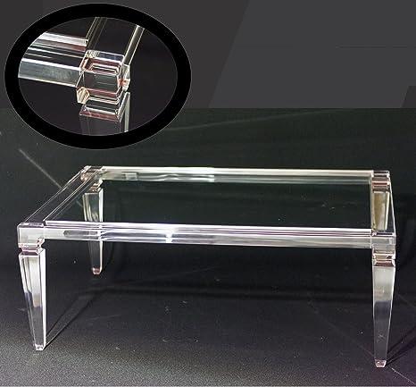 Tavolini Da Salotto In Plexiglass Prezzi.Plexiland Tavolino In Plexiglass Stile Impero