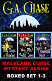 The Malveaux Curse Books 1-3