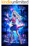 Elemental Fae Academy: Book One: A Reverse Harem Paranormal Romance