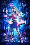 Elemental Fae Academy: Book One: A Reverse Harem Paranormal Romance (English Edition)