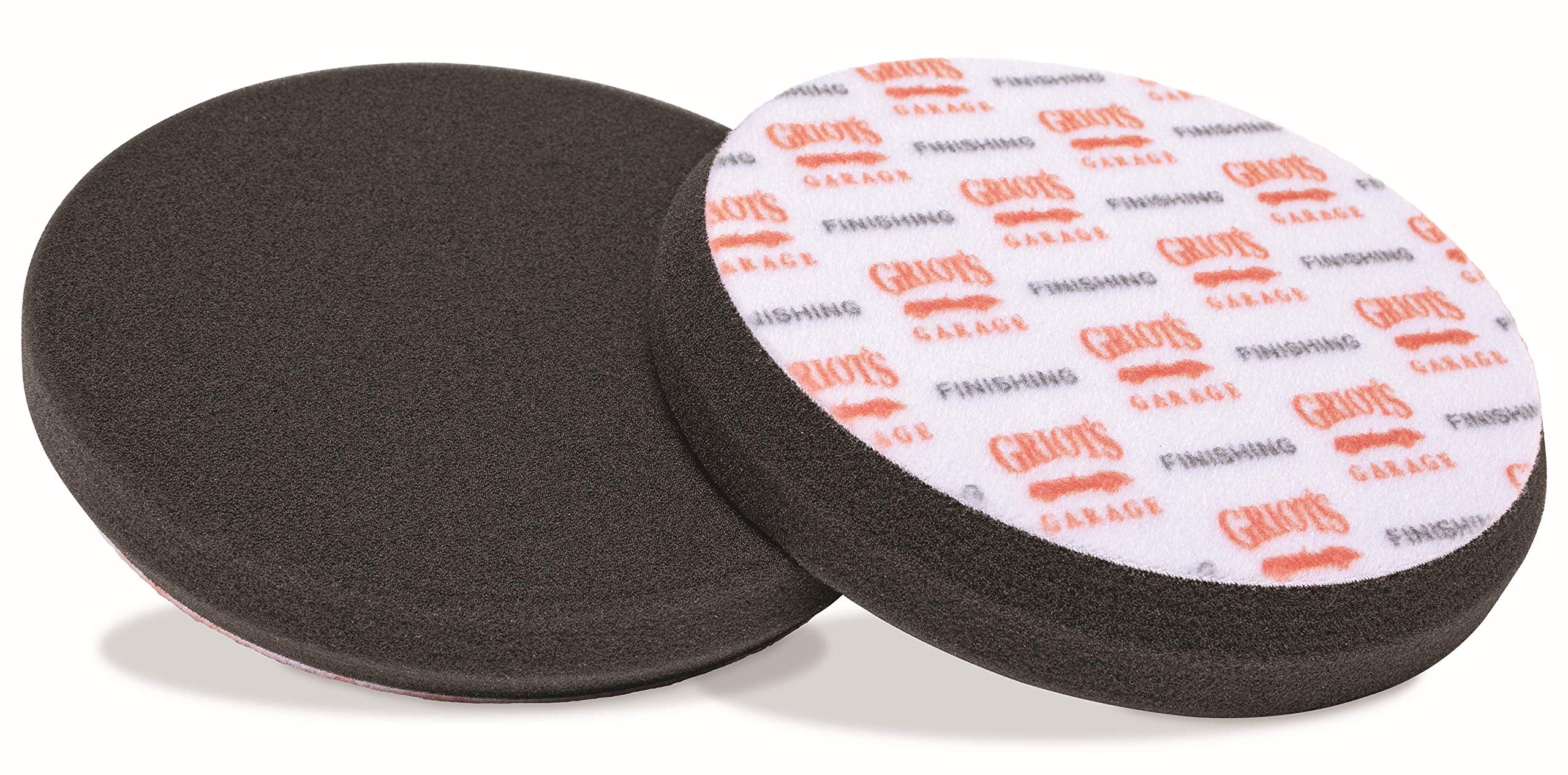 Set of 2 Griots Garage 10525 5.5 Red Foam Waxing Pads