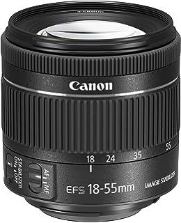 Canon EF-S 18-55mm f/3.5-5.6 IS II: Amazon.es: Electrónica