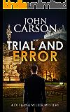 TRIAL AND ERROR (DI Frank Miller Series Book 8)