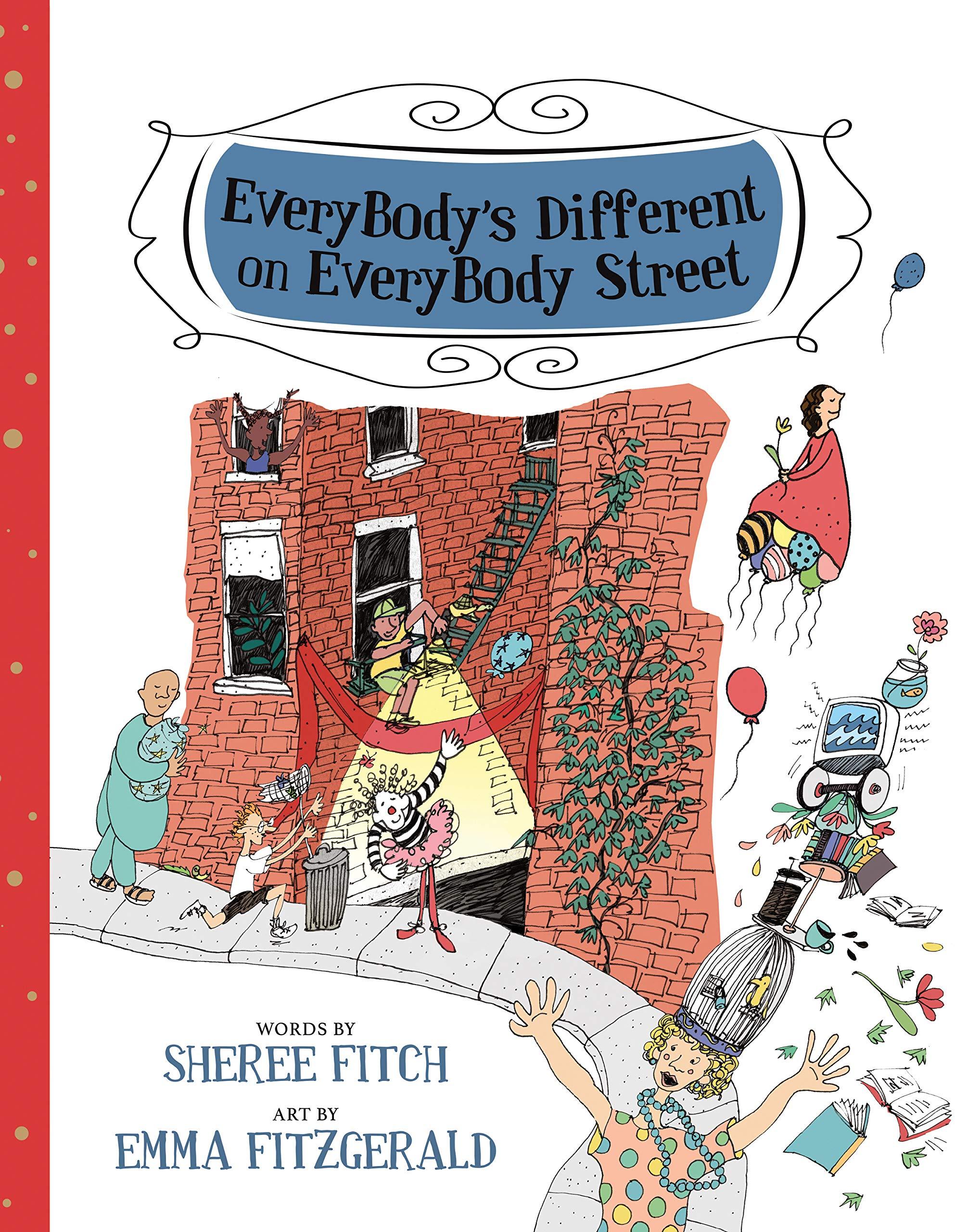 EveryBodys Different on EveryBody Street